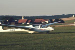 Alleinflug Tobi Fluglager 2020